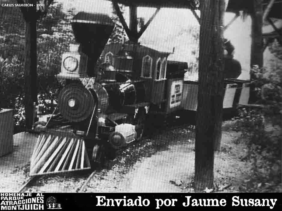 Antiguo Tren del oeste