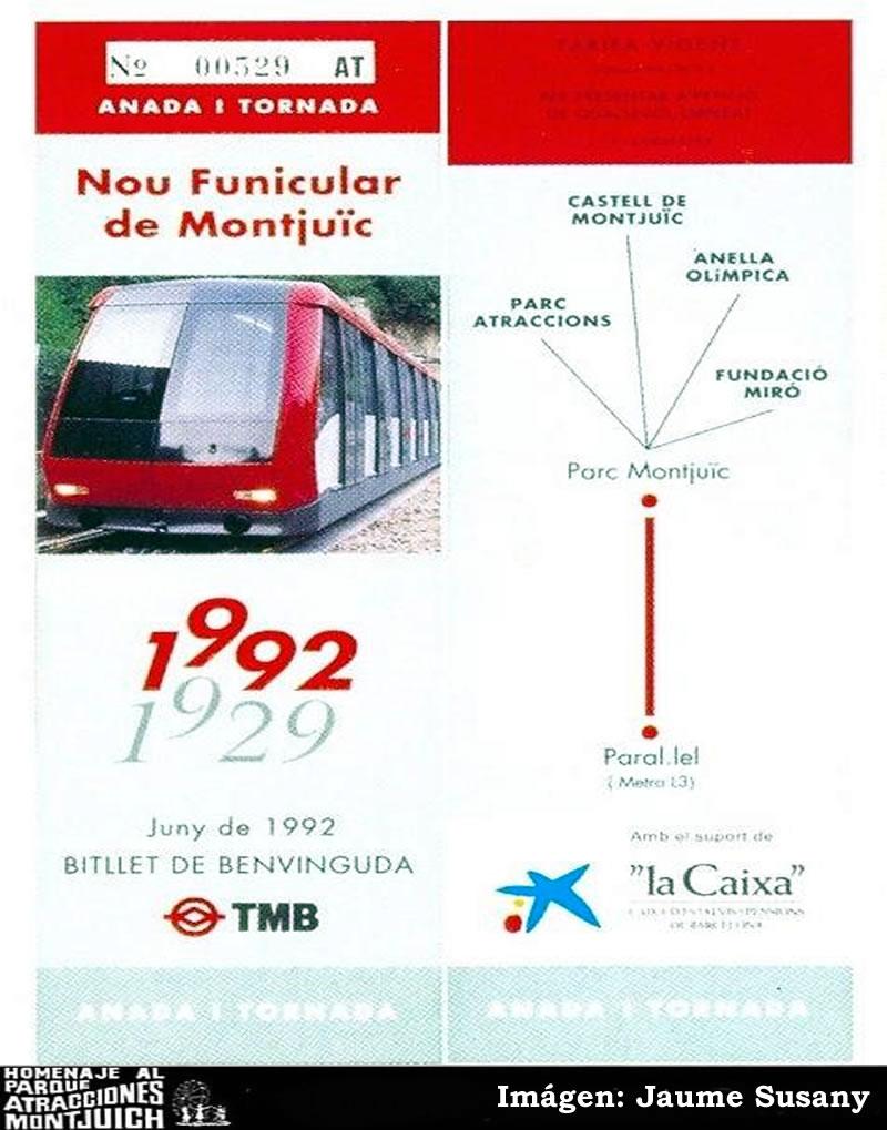 billete-conmemorativo-del-funicular-de-Montjuic-1992
