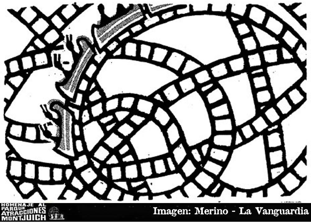 El Boomerang de Montjuic
