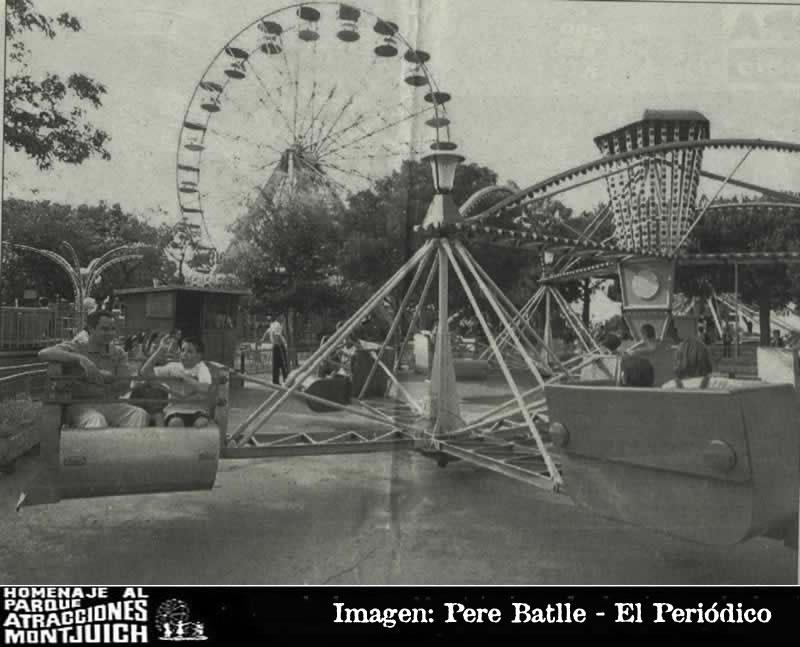 El parque de Montjuic tiene los días contados