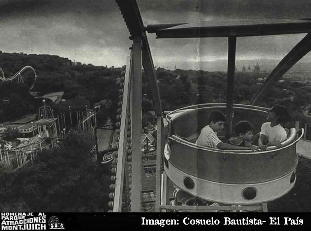 Las atracciones de Montjuic cerraran después del verano