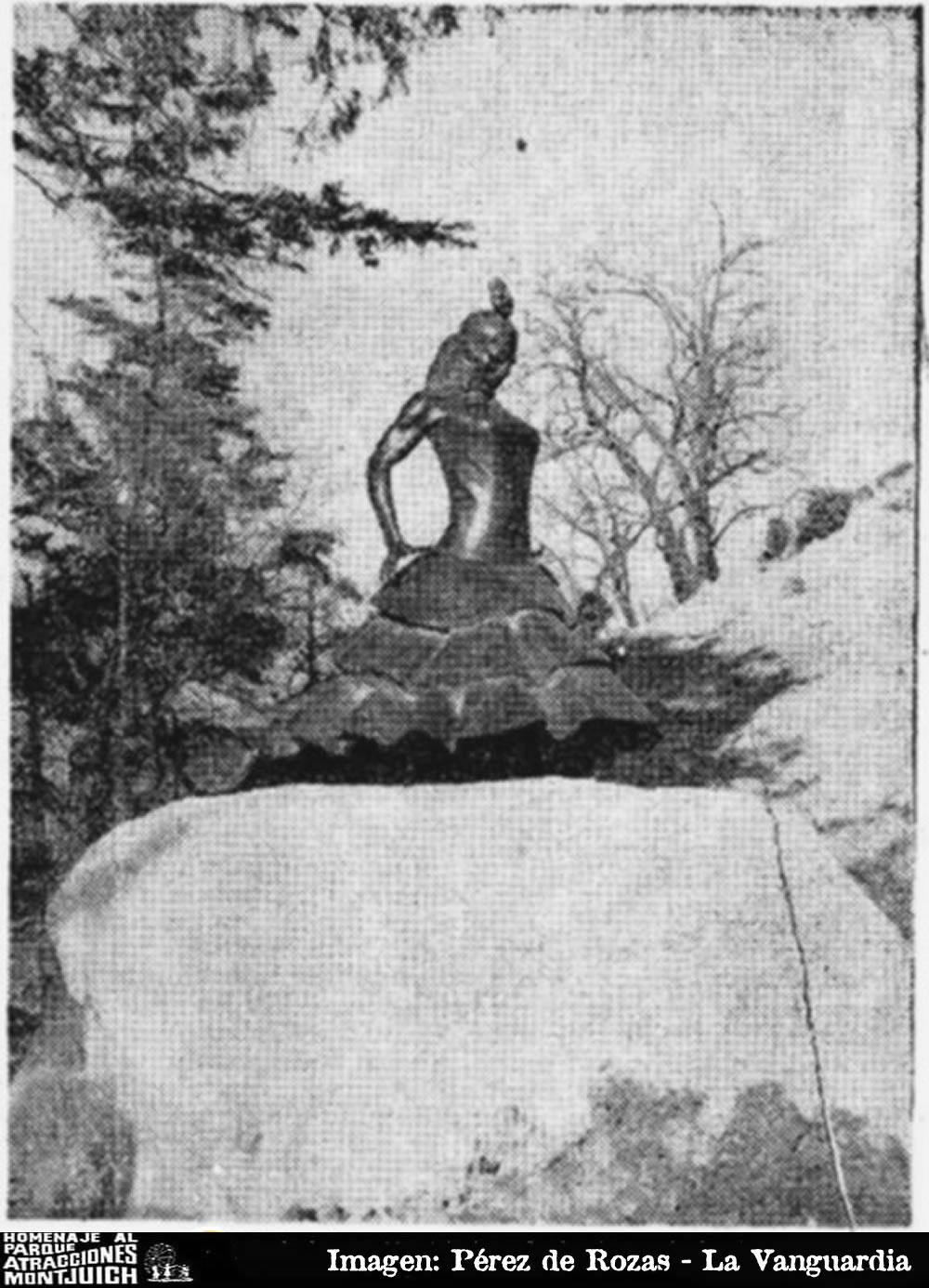 Monumento a Carmen Amaya