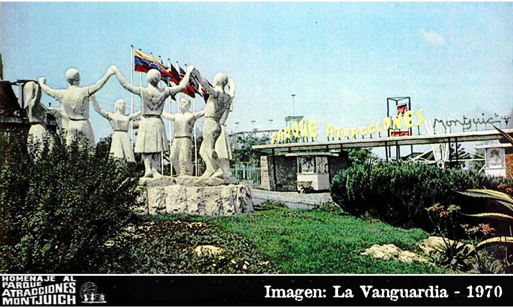 Monumento a la Sardana de Montjuic