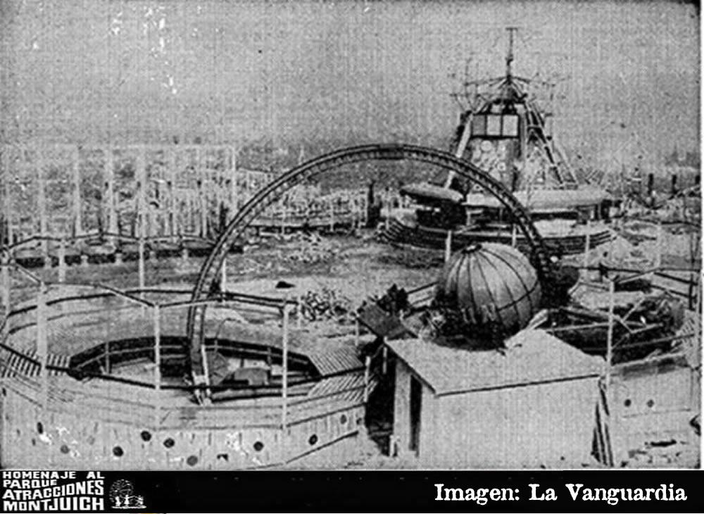 Próxima inauguración del Parque de Atracciones de Montjuich
