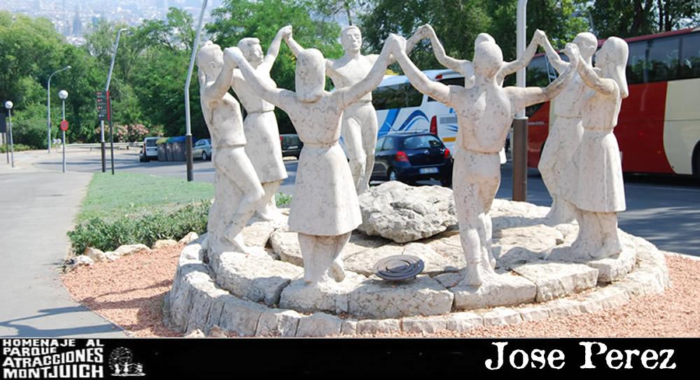 Monumento-a-la-sardana-en-Montjuic