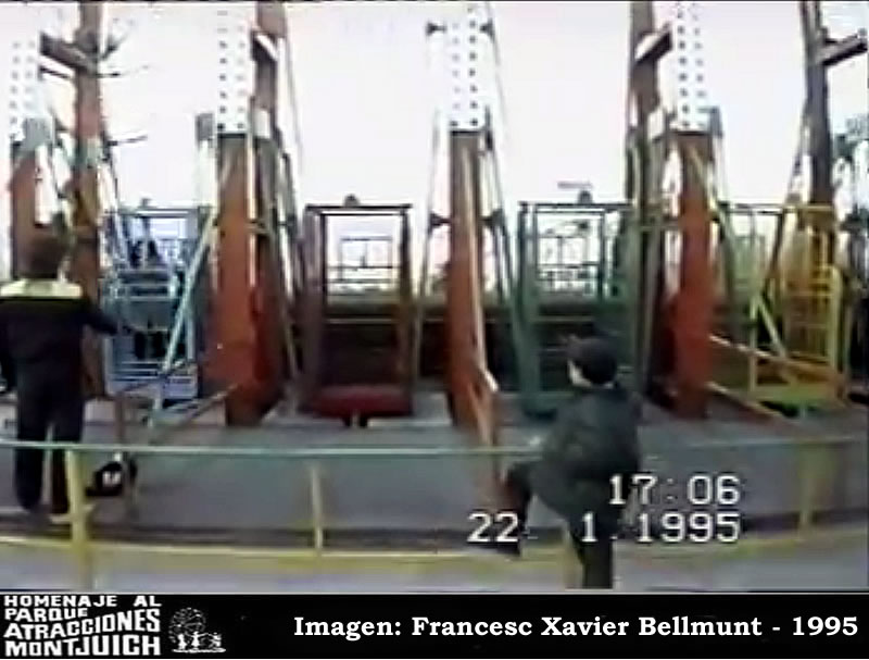 Parque Atracciones Montjuic 1995