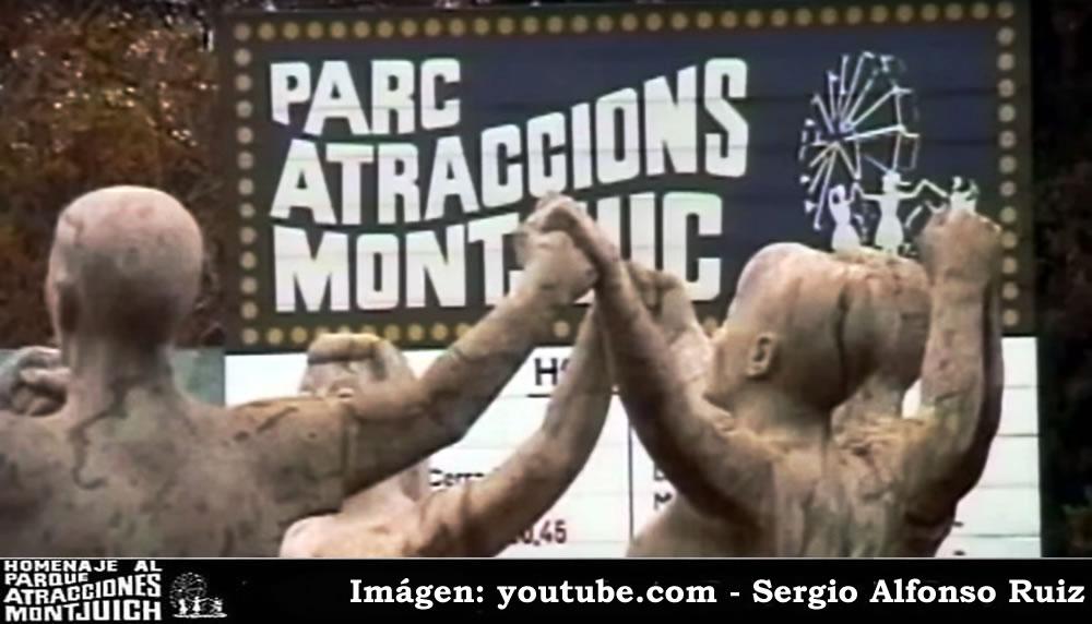 Homenaje Parque de Atracciones de Montjuic, entrevista