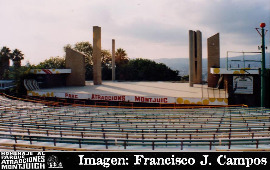 Más de media vida en el Teatro del Parque de Atracciones de Montjuic