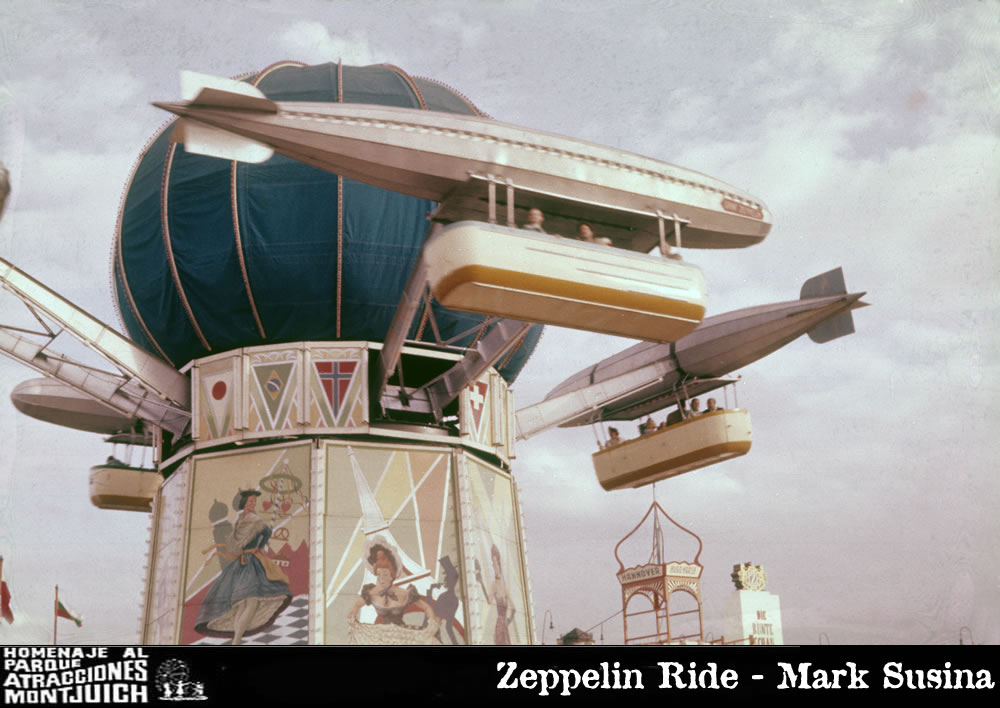 Zepelin ride