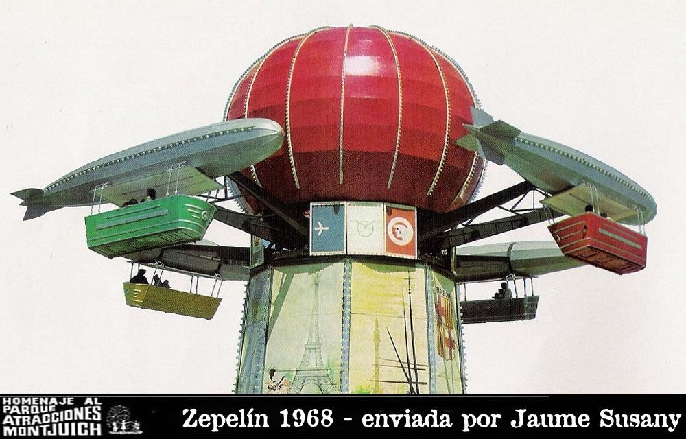 Zepelín 1968
