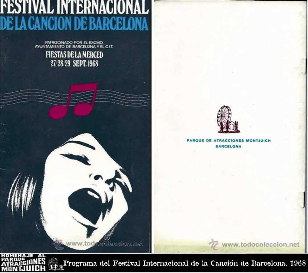 Festival Internacional de la Canción de Barcelona 1968