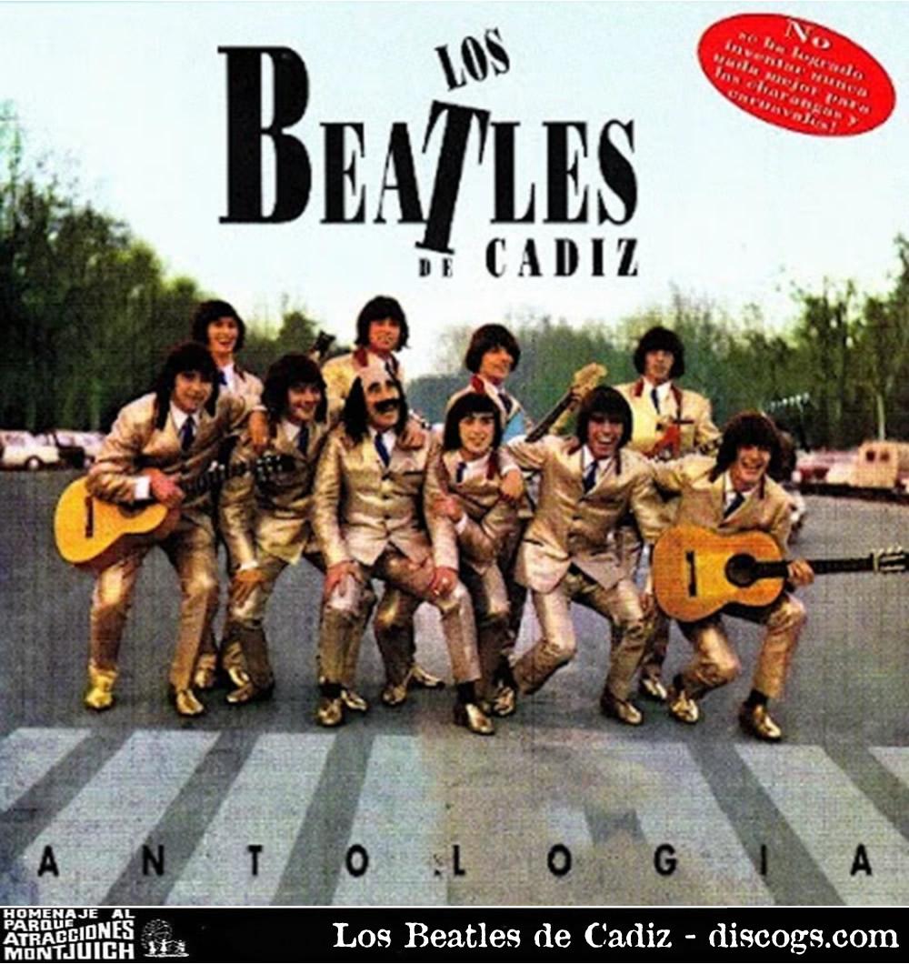 Los Beatles de Cádiz